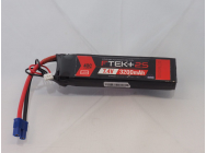 DYMOND F-TEK+ 2S 3200mAh (7,4V) 40C LiPo Pack with LED Indicator (EC3) - Dymond - HSF03199067