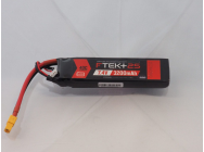 DYMOND F-TEK+ 2S 3200mAh (7,4V) 40C LiPo Pack with LED Indicator (XT60) - Dymond - HSF03199068