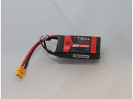 DYMOND F-TEK+ 3S 1300mAh (11,1V) 40C LiPo Pack with LED Indicator (XT60) - Dymond - HSF03199069