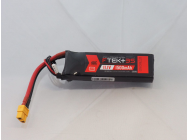 DYMOND F-TEK+ 3S 1500mAh (11,1V) 40C LiPo Pack with LED Indicator (XT60) - Dymond - HSF03199070
