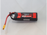 DYMOND F-TEK+ 3S 2200mAh (11,1V) 40C LiPo Pack with LED Indicator (XT60) - Dymond - HSF03199074