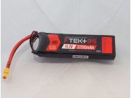 DYMOND F-TEK+ 3S 3200mAh (11,1V) 40C LiPo Pack with LED Indicator (XT60) - Dymond - HSF03199078