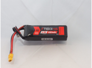 DYMOND F-TEK+ 4S 1800mAh (14,8V) 40C LiPo Pack with LED Indicator (XT60) - Dymond - HSF03199086