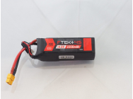 DYMOND F-TEK+ 4S 2200mAh (14,8V) 40C LiPo Pack with LED Indicator (XT60) - Dymond - HSF03199088
