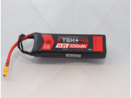 DYMOND F-TEK+ 4S 3200mAh (14,8V) 40C LiPo Pack with LED Indicator (XT60) - Dymond - HSF03199092