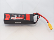 DYMOND F-TEK+ 4S 4000mAh (14,8V) 40C LiPo Pack with LED Indicator (XT90) - Dymond - HSF03199094