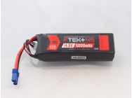 DYMOND F-TEK+ 4S 5000mAh (14,8V) 40C LiPo Pack with LED Indicator (EC5) - Dymond - HSF03199095