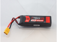 DYMOND F-TEK+ 4S 5000mAh (14,8V) 40C LiPo Pack with LED Indicator (XT90) - Dymond - HSF03199096