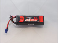 DYMOND F-TEK+ 5S 3200mAh (18,5V) 40C LiPo Pack with LED Indicator (EC3) - Dymond - HSF03199097