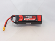 DYMOND F-TEK+ 5S 3200mAh (18,5V) 40C LiPo Pack with LED Indicator (XT60) - Dymond - HSF03199098