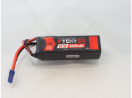 DYMOND F-TEK+ 5S 4000mAh (18,5V) 40C LiPo Pack with LED Indicator (EC5) - Dymond - HSF03199099
