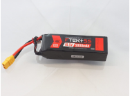 DYMOND F-TEK+ 5S 5000mAh (18,5V) 40C LiPo Pack with LED Indicator (XT90) - Dymond - HSF03199102