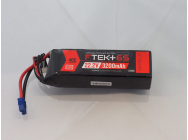 DYMOND F-TEK+ 6S 3200mAh (22,2V) 40C LiPo Pack with LED Indicator (EC3) - Dymond - HSF03199103