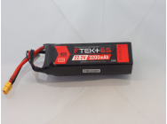 DYMOND F-TEK+ 6S 3200mAh (22,2V) 40C LiPo Pack with LED Indicator (XT60) - Dymond - HSF03199104