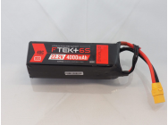 DYMOND F-TEK+ 6S 4000mAh (22,2V) 40C LiPo Pack with LED Indicator (XT90) - Dymond - HSF03199106