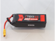 DYMOND F-TEK+ 6S 5000mAh (22,2V) 40C LiPo Pack with LED Indicator (XT90) - Dymond - HSF03199108