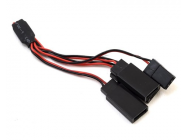 Light Harness, 3-Way Spliiter - Nightcrawler S.E. - Losi - LOS230049