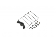 Front Sway Bar Set: 22 4.0 - TLR334039