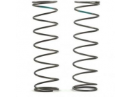16mm EVO RR Shk Spring, 4.4 Rate, Green(2):8B 4.0 - TLR344026