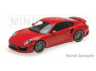 Porsche 911 Turbo S 2016 Minichamps 1/18 - T2M-110067122