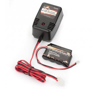 chargeur batterie 7 2v nimh