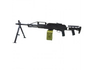 RAPTOR - PKM Full metal BK - 6mm - AEG - 1J - RN0004-COPY-1