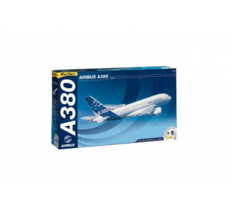 Maquette Airbus A380 1/125 Heller  - HEL-52904