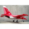 Yak 130 Jet 70mm  Version 2 EDF PNP Rouge FMS - FMS108RE/108P