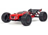 Arrma Talion 6S BLX 4WD 1/8e Monster Truck Rouge RTR - AR106030