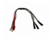 Cable de charge 3 lipo 1S (MCPX) - B2B-BEEC1031