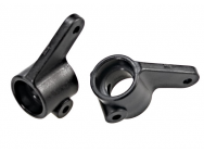 Steering blocks, left & right (2) (requires 5x11x4mm bearings) - TRX-3736