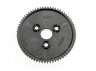 Spur gear, 68-tooth (0.8 metric pitch) - TRX-3961