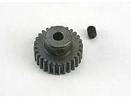 Gear, pinion (28-tooth) (48-pitch)/ set screw - TRX-4728