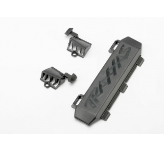 Door, battery compartment (1)/ vents, battery compartment (1 pair) (fits right or left side) - TRX-7026