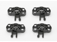 Axle carriers, left & right (1 each) - TRX-7034