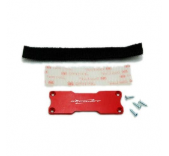 Support de batterie Rouge (Battery bed_S Red) - SEC-9084359
