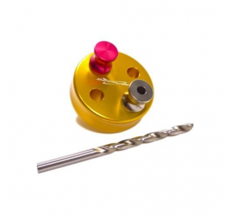 Gabarit de percage / Drilling Jig Set_4SS ( Drill: 4.3mm) Gold - SEC-3050922