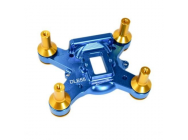 support moteur / Floating Mount DL55 Blue - SEC-2052716