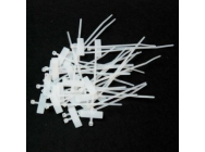 Colliers autoserrants / Marker ties (20) White - SEC-5092913