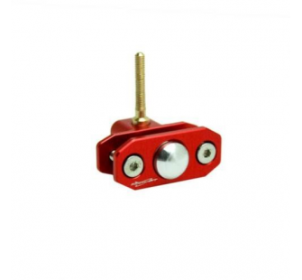 Verrou de verriere rouge / One touch canopy lock Red - SEC-8034220