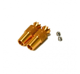 Manche V1-M3 Or / Stick Ends V1- M3 (H, F, S) Gold - SEC-9095049