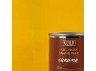 Peinture Chroma Gloss Enamel (Resistant Carburant) Cub Yellow (Pot 125ml) - Guild Materials - GLDCHR6202