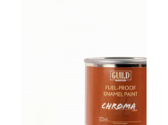 Peinture Chroma Gloss Enamel (Resistant Carburant) Clear (Pot 125ml) - Guild Materials - GLDCHR6208
