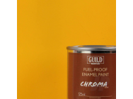 Peinture Chroma Matt Enamel (Resistant Carburant) Cub Yellow (Pot 125ml) - Guild Materials - GLDCHR6302