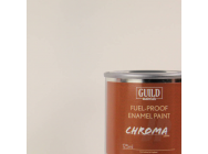 Peinture Chroma Matt Enamel (Resistant Carburant) Clear (Pot 125ml) - Guild Materials - GLDCHR6308
