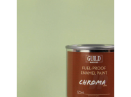 Peinture Chroma Matt Enamel (Resistant Carburant) Duck Egg Blue (Pot 125ml) - Guild Materials - GLDCHR6313