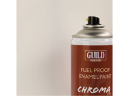 Peinture Chroma Matt Enamel (Resistant Carburant) Clear (400ml Aerosol) - Guild Materials - GLDCHR6508