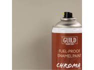 Peinture Chroma Matt Enamel (Resistant Carburant) Gris Clair - Light Grey (400ml Aerosol) - Guild Materials - GLDCHR6510