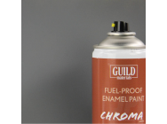 Peinture Chroma Matt Enamel (Resistant Carburant) Gris Fonce - Dark Grey (400ml Aerosol) - Guild Materials - GLDCHR6511