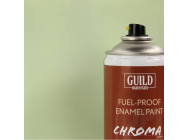 Peinture Chroma Matt Enamel (Resistant Carburant) Duck Egg Bleu (400ml Aerosol) - Guild Materials - GLDCHR6513